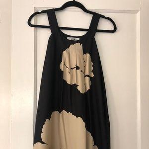 Tibi Amara Print Dress